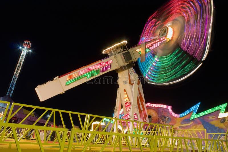 Carnival Rides royalty free stock photos