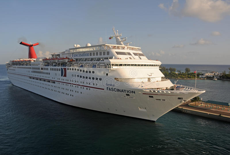 Download Carnival's Fascination Ship Editorial Stock Image - Image: 18982724