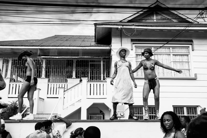 Carnival Group 3 Editorial Photography