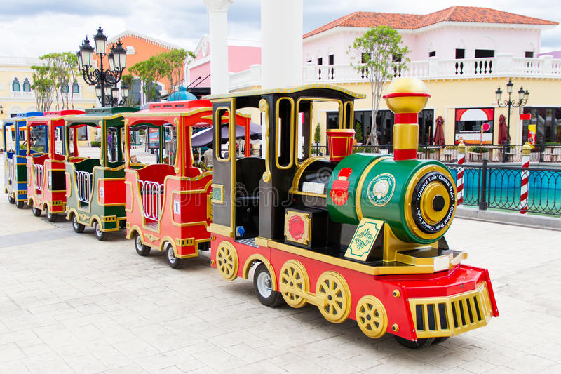 Carnival train stock photos