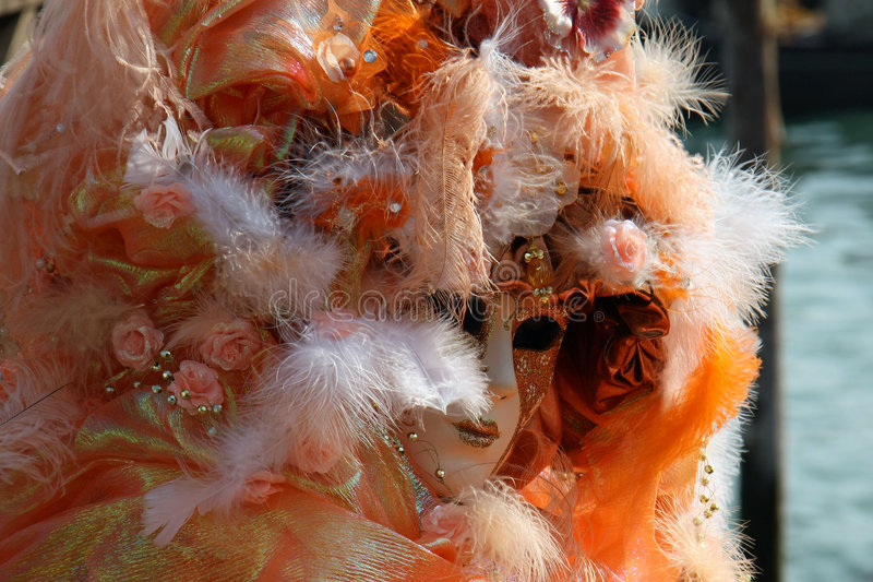 Download Carnival of Venice 2009 stock photo. Image of commedia - 9122540