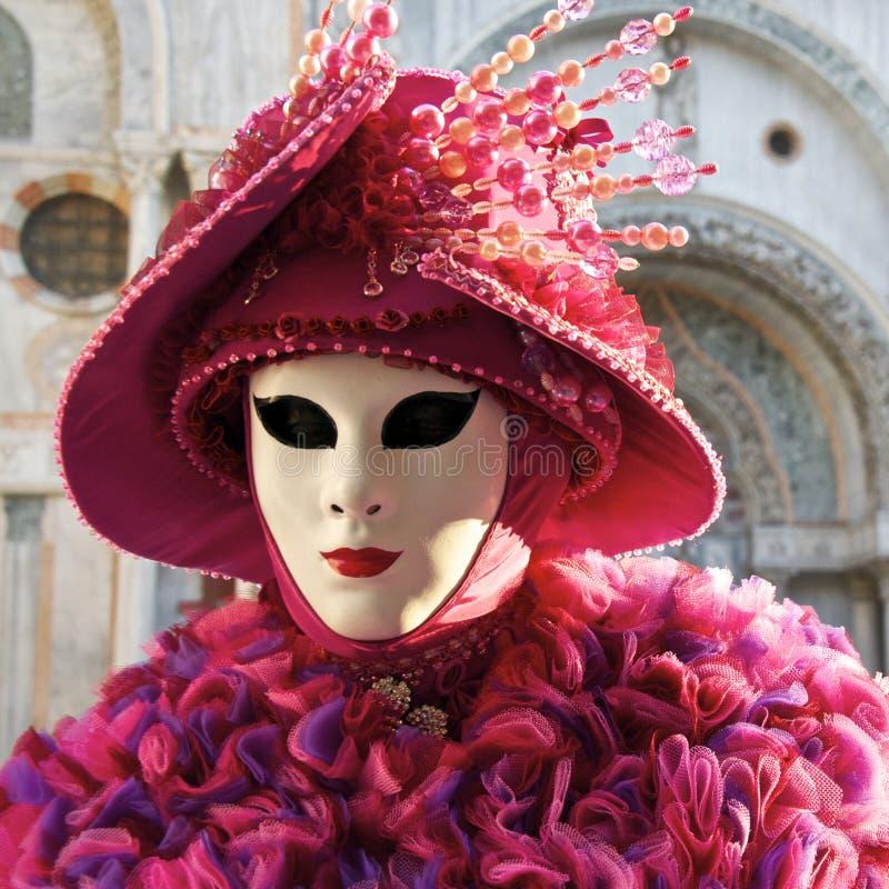 Carnival Venice, Mask royalty free stock photography