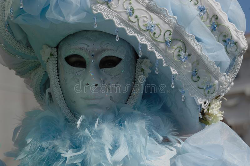 Carnival venice 4 stock image