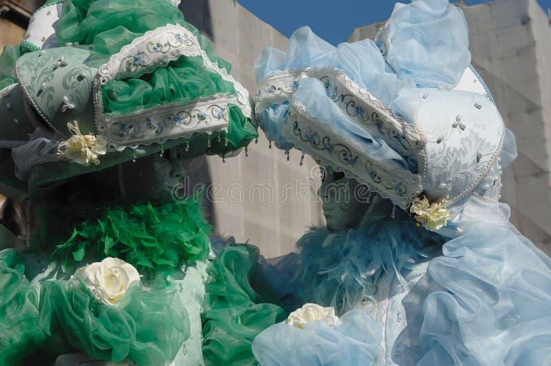 Carnival venice 6 stock photo