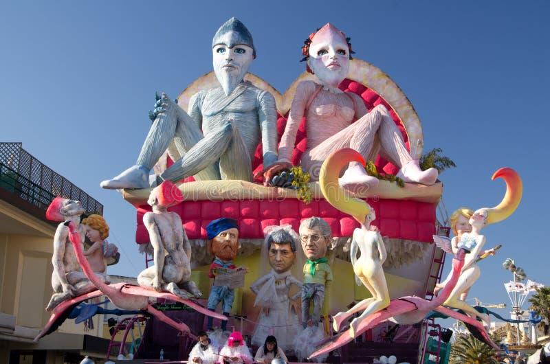 Download Carnival Of Viareggio 2011, Italy Editorial Photography - Image: 18742287