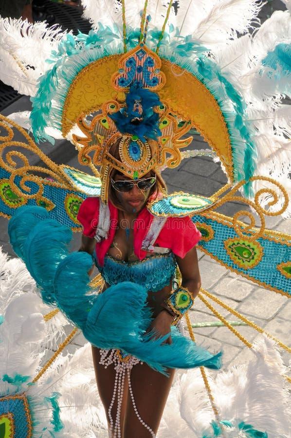 Carnivale caraibico 8 fotografie stock