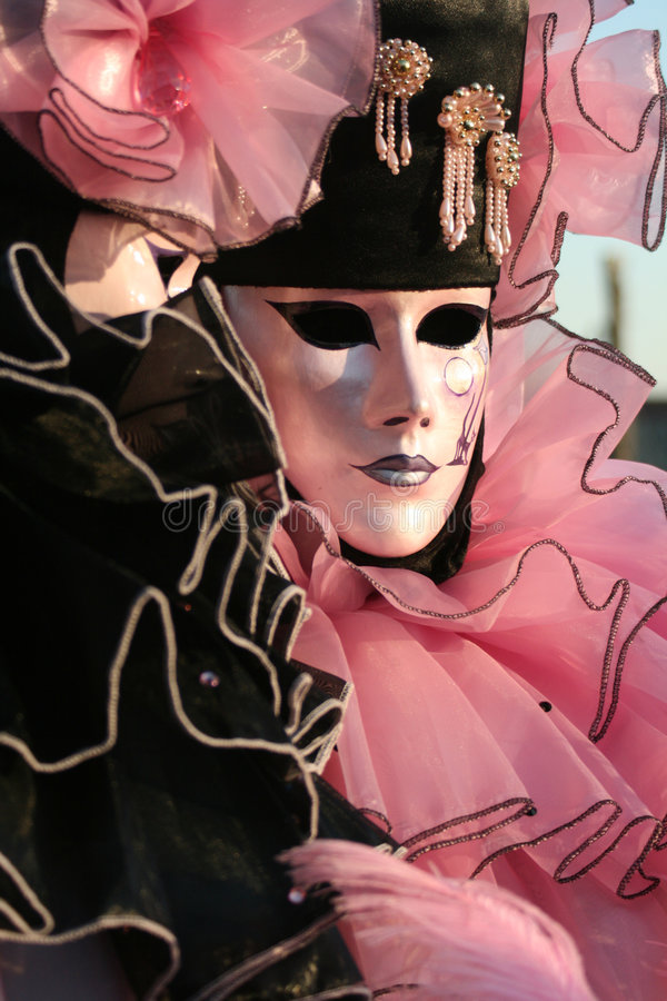Carnevale Masquerade stock images