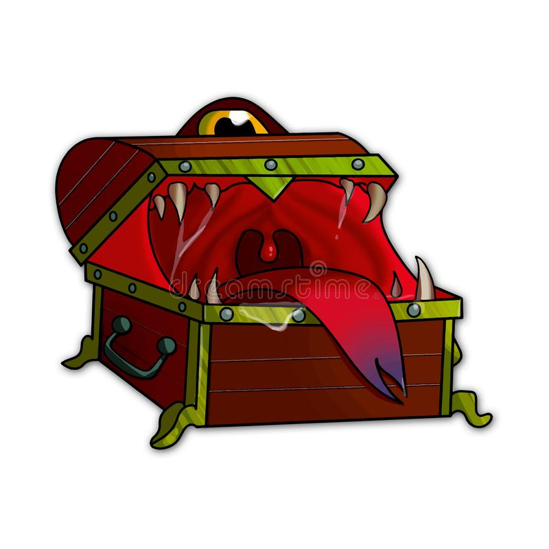 carnivorous stock illustrationer
