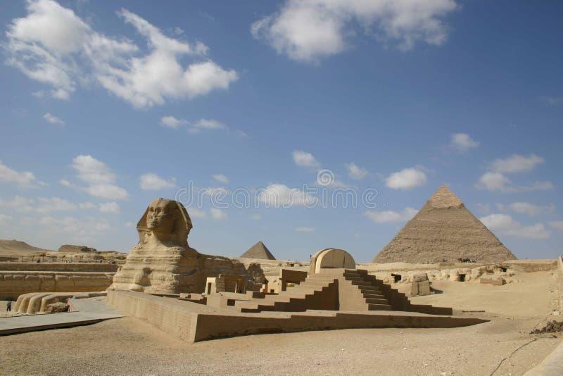 Download Caro Egito da esfinge imagem de stock. Imagem de pirâmide - 29849571