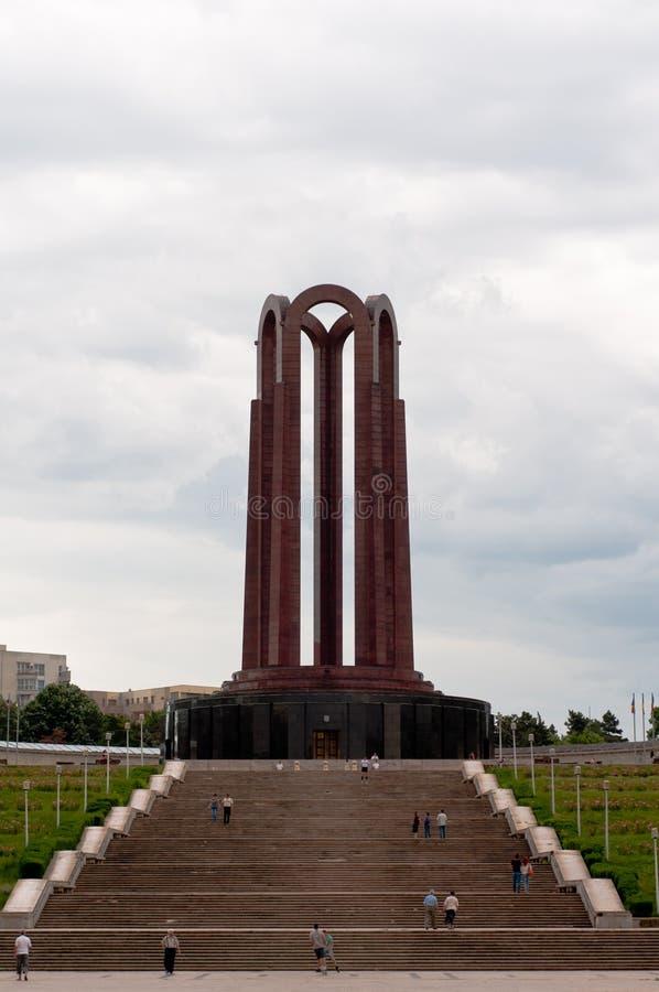 Carol Park Mausoleum foto de archivo libre de regalías