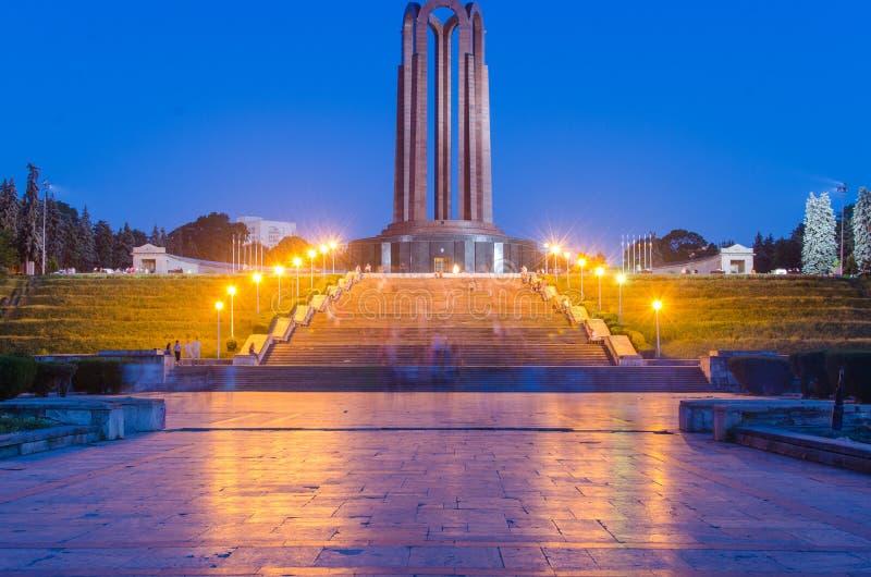 Carol Park Mausoleum images libres de droits