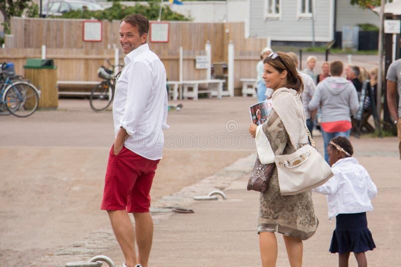 Carola Häggkvist royalty free stock photos