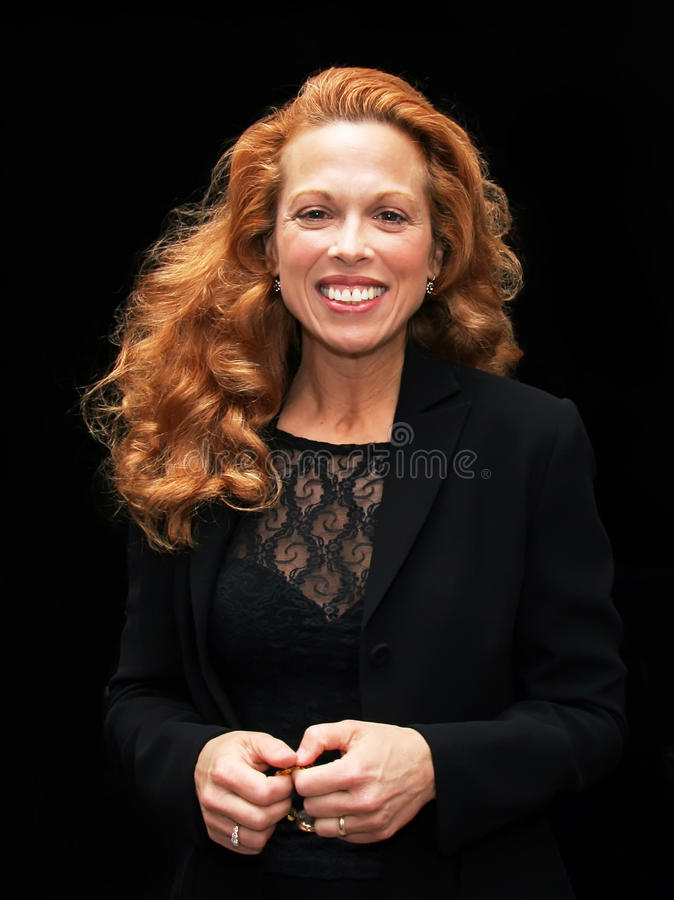 Carolee Carmello foto de stock royalty free