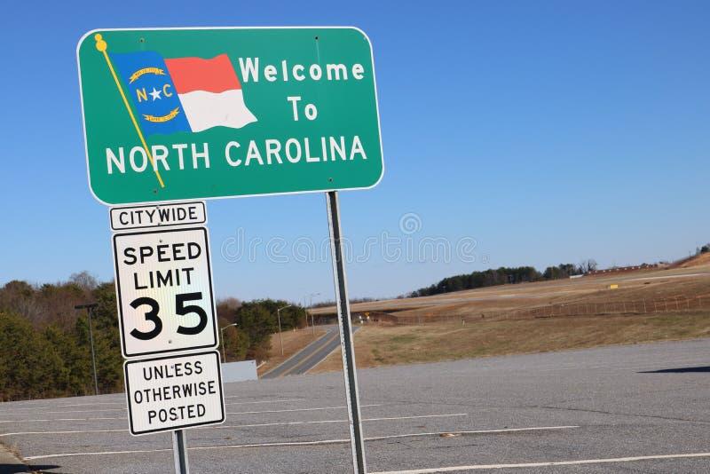 Carolina del Norte foto de archivo