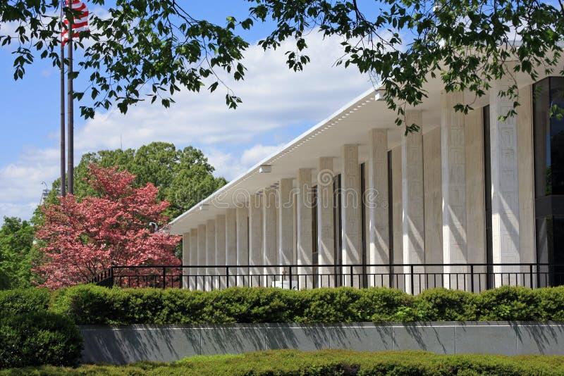 Carolina State Legislature Building norte fotos de stock royalty free