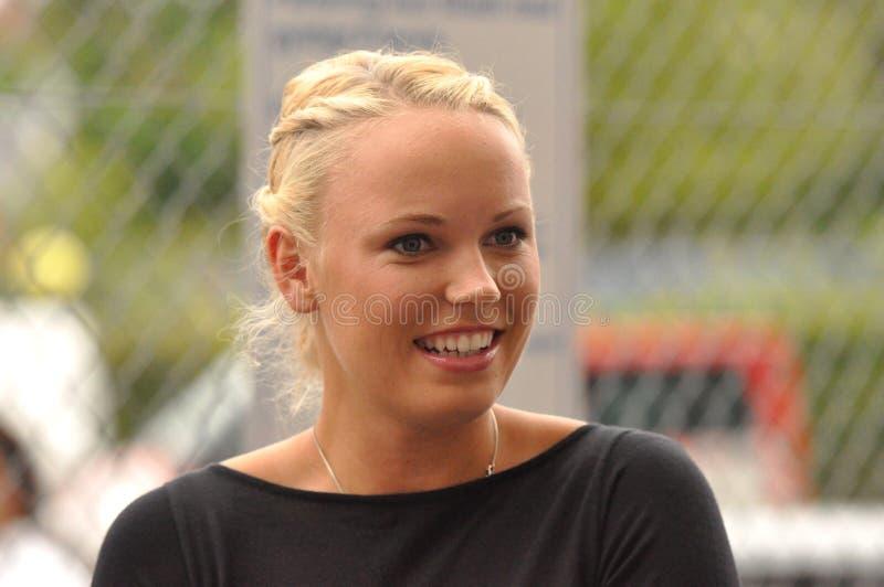 Caroline Editorial Stock Photo