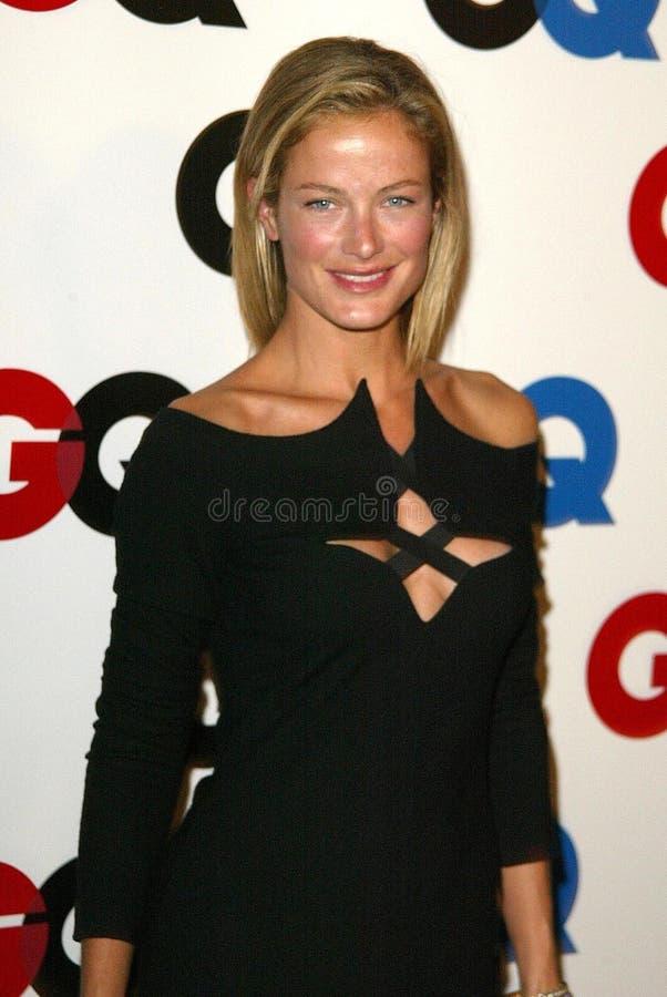 """Caroline Murphy på GQ-tidskriftens 10th årsdag """"manar av året"""" utfärdar frigörarpartit, Herr chows, Beverly Hills, CA 12-01-0 royaltyfri foto"""
