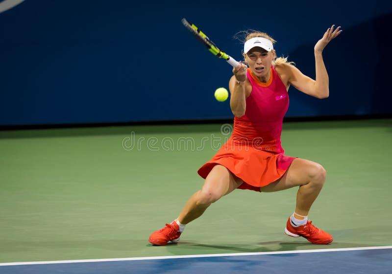 Caroline Wozniacki photo stock