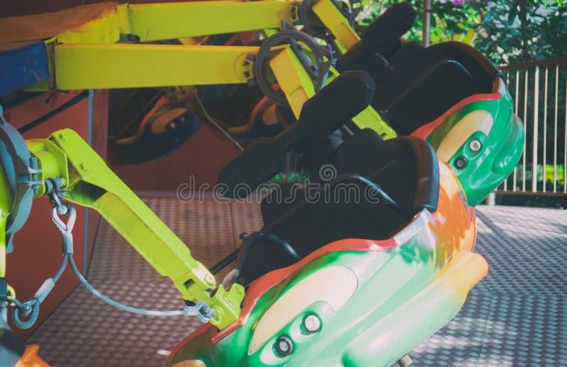 carousel цветастый стоковые фото