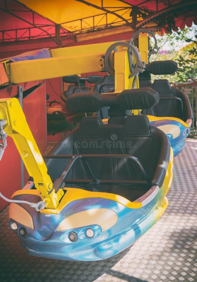 carousel цветастый стоковое фото
