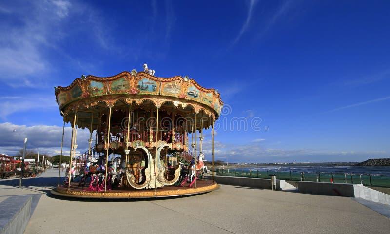 Carousel stock photos