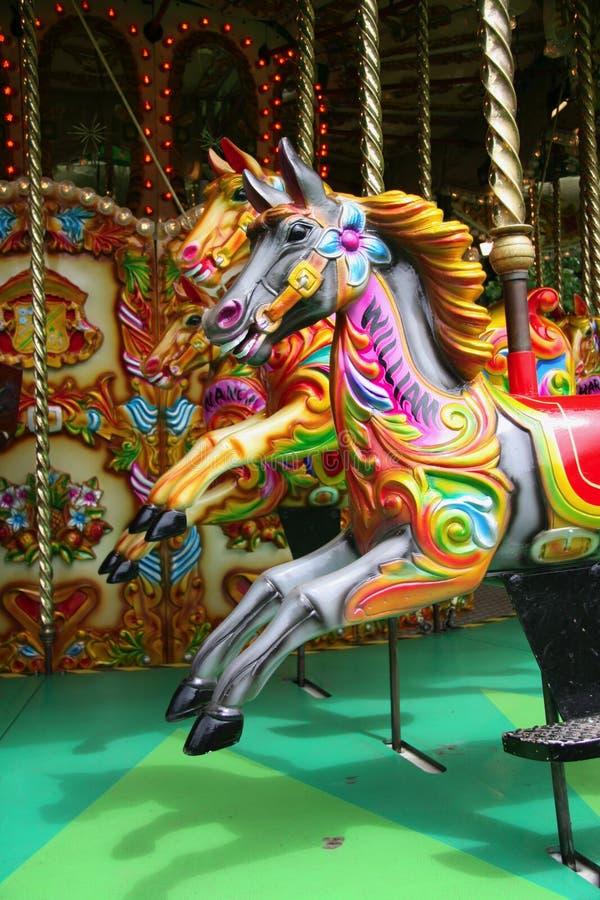Free Carousel Royalty Free Stock Photos - 2580338
