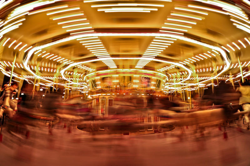 Download Carousel horse stock image. Image of carousel, attractive - 14855257