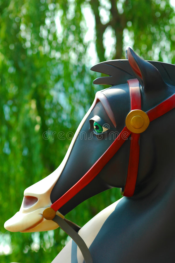 Free Carousel Horse Stock Photo - 5932590