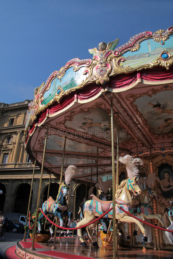 Free Carousel Horses Stock Photos - 14867153