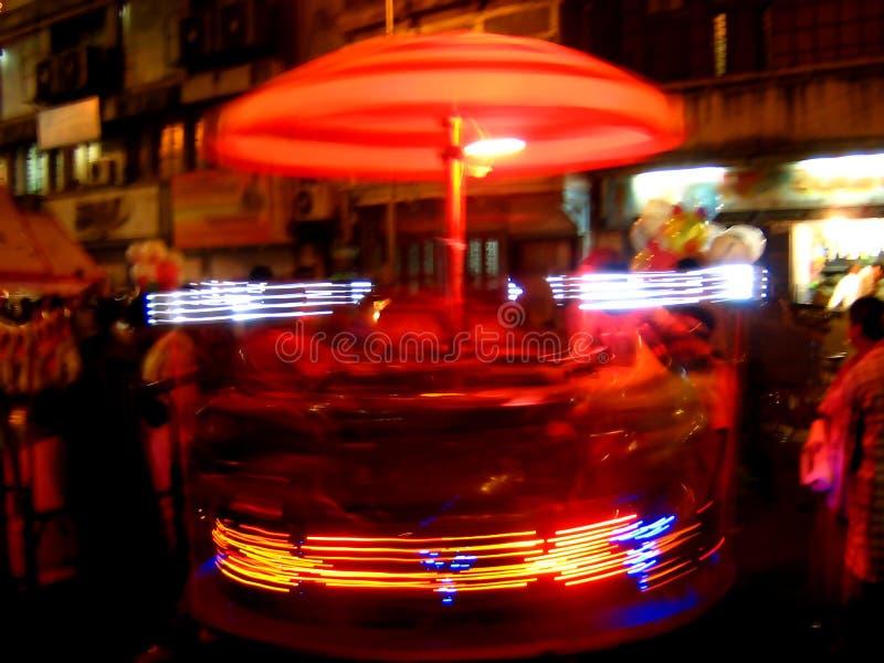 Carousel Swirls Royalty Free Stock Photos