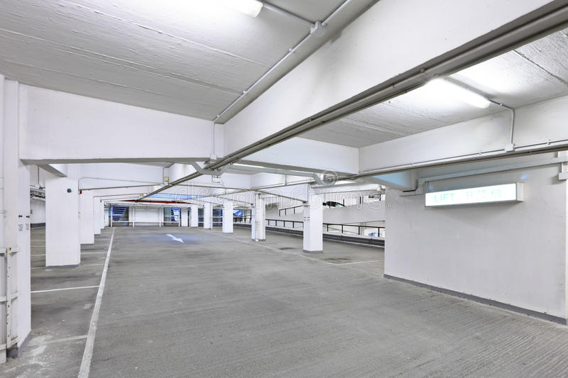 Download Carpark stock image. Image of noticeable, garage, space - 26653959