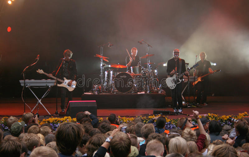 Download Carpark North on Festival editorial stock image. Image of entertainment - 12198834