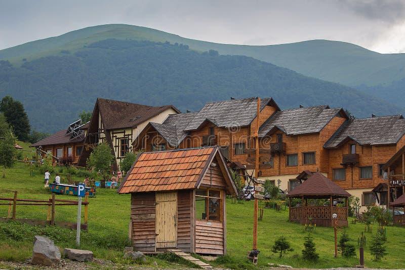 Carpathian by royaltyfri bild
