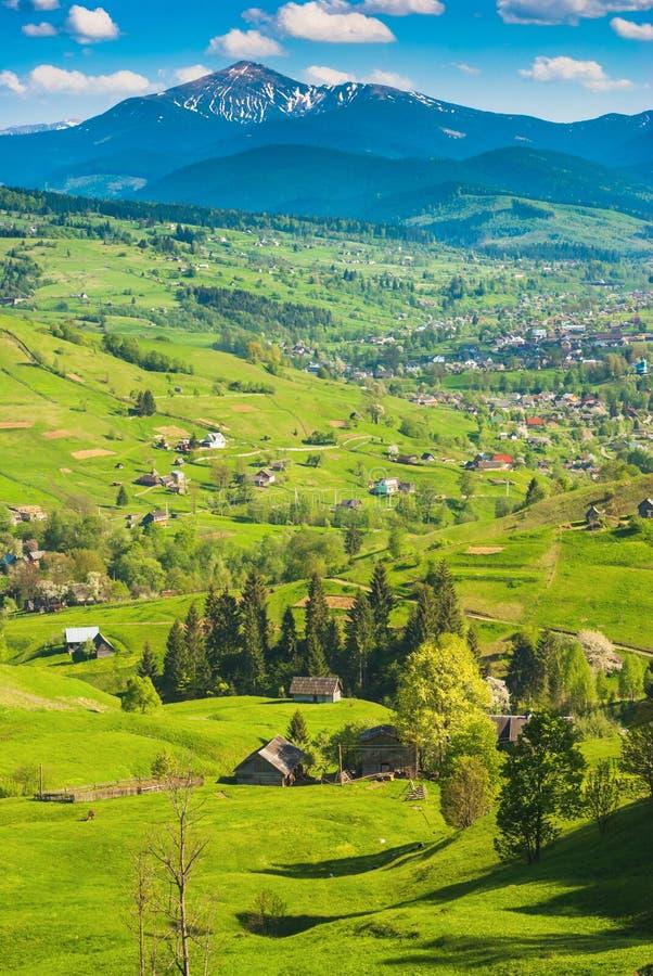 Carpathian by Laseshina arkivbild