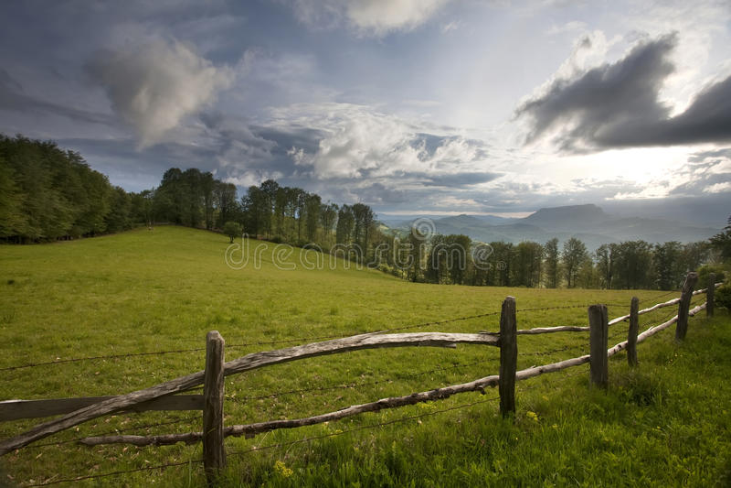 Carpathian mountain royalty free stock image