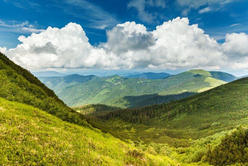 Download Carpathian mountains stock photo. Image of europe, marmaros - 32204890