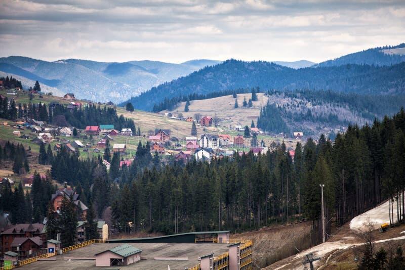 Carpathian mountains stock images
