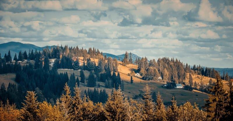 Download Carpathian Najlepszy Widok Góry Obraz Stock - Obraz złożonej z kolor, wysoki: 53790123
