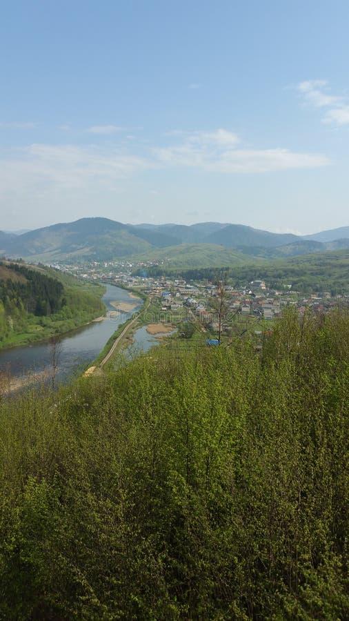 Carpathians Ουκρανία στοκ εικόνες