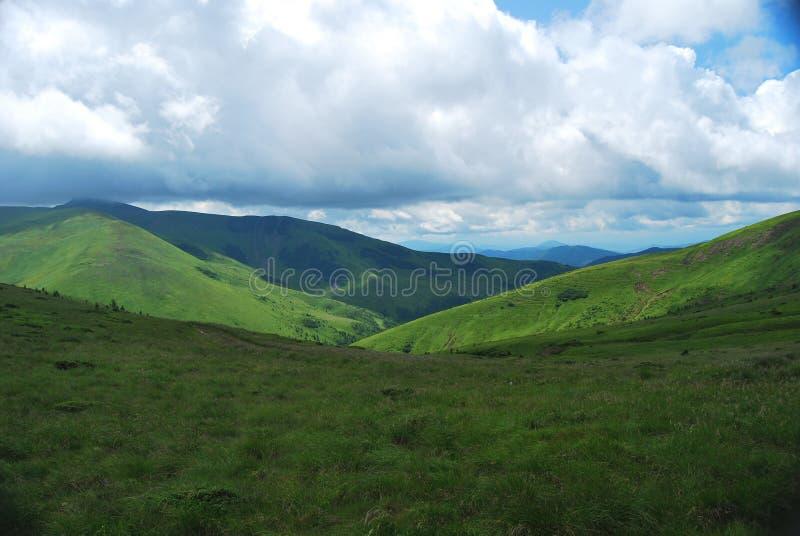 Carpatian landscapes