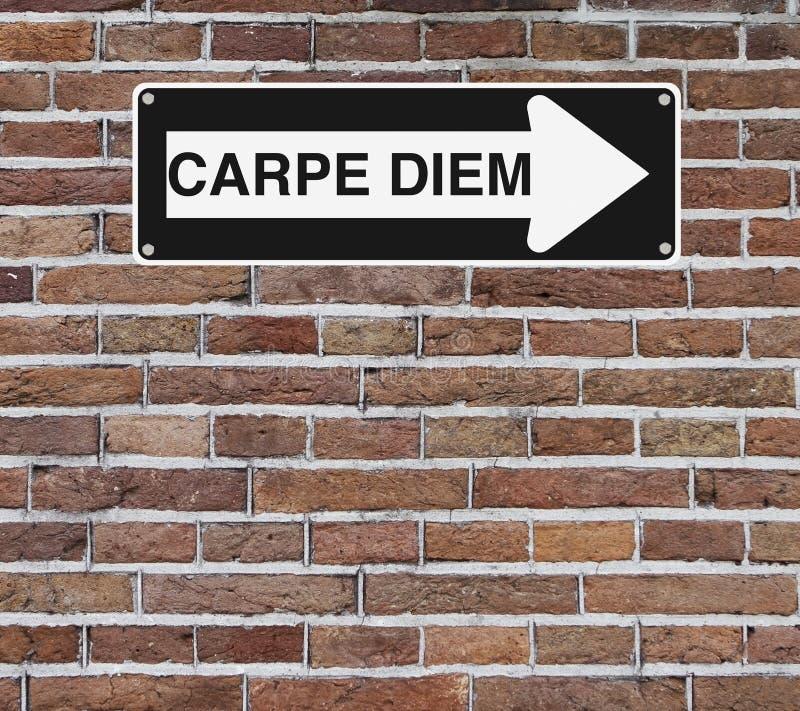 Carpe Diem images stock