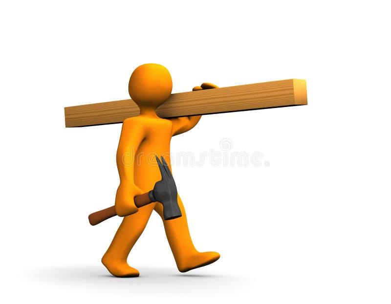 Download Carpenter Stock Image - Image: 16766321