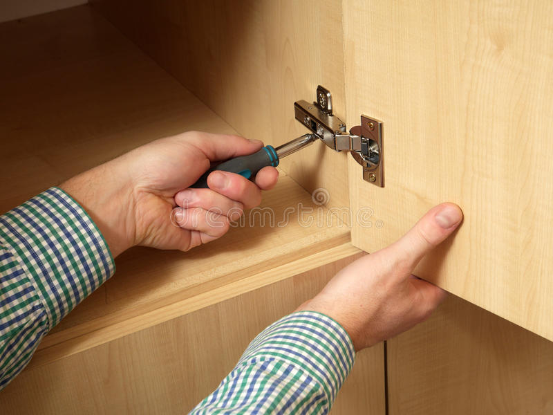 Download Furniture assembling stock image. Image of furniture - 30303585