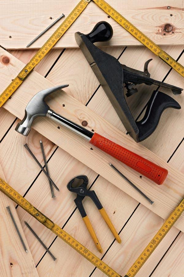 Carpenteria fotografia stock libera da diritti