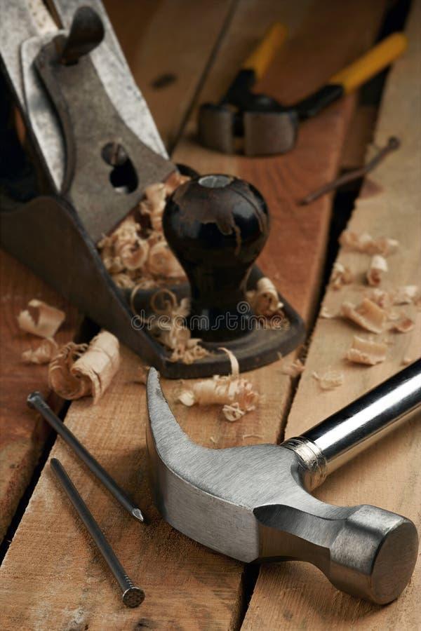Carpenteria immagine stock