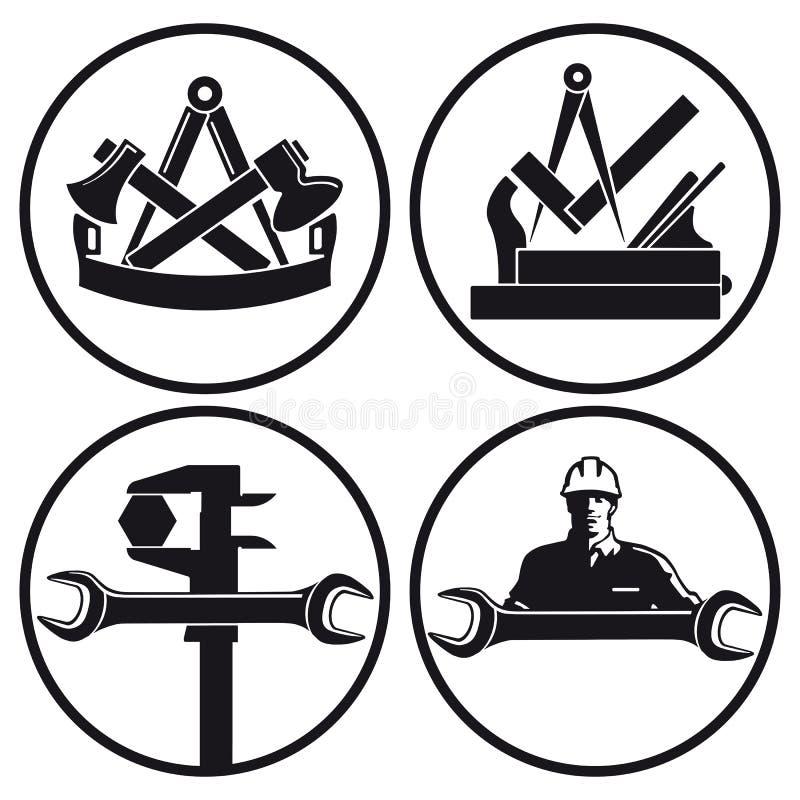 Логотипы картинки слесарное дело