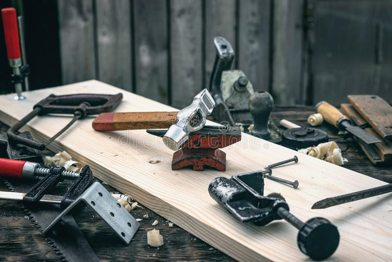 carpentry foto de stock