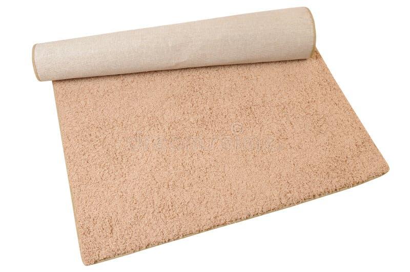Carpet. Isolated stock photos