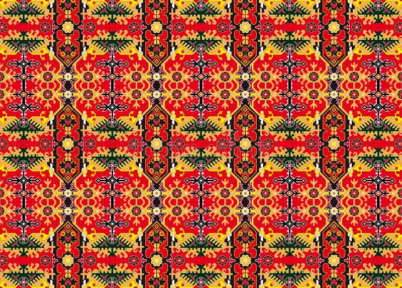 Carpet Kelle vector illustration