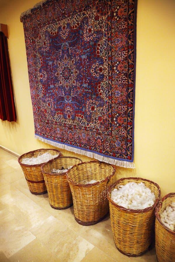 Carpet manufacturing